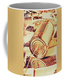 Recalling The Past Coffee Mug