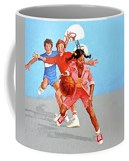 Recess Coffee Mug