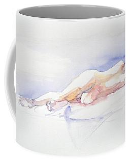 Reclining Figure  Coffee Mug