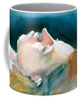 Reclining Head Study Coffee Mug