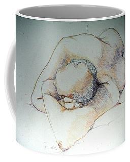 Reclining Study 3 Coffee Mug