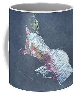 Reclining Study 4 Coffee Mug