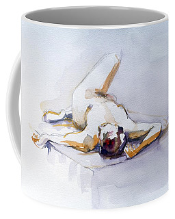 Reclining Study 6 Coffee Mug
