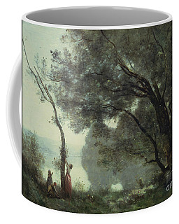 Recollections Of Mortefontaine Coffee Mug