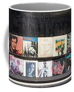 Record Store Burlington Vermont Coffee Mug