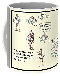 Recruitment  Coffee Mug