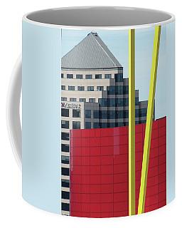 Rectangled Up Coffee Mug