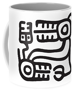 Recuay Culture Motif Coffee Mug
