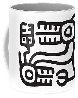 Recuay Culture Motif Coffee Mug