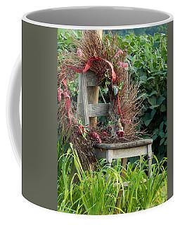 Recycled Welcome Coffee Mug