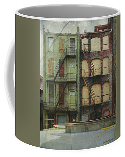 Red And Green Coffee Mug