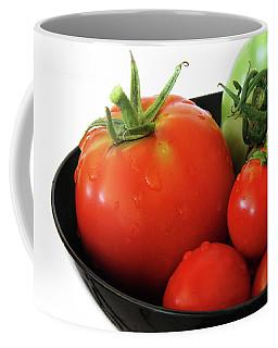 Red And Green Tomatoes Coffee Mug