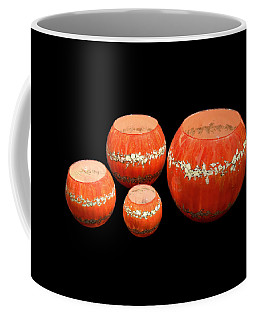 Red And White Bowls Coffee Mug