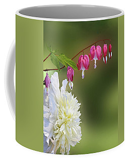 Red And White Coffee Mug
