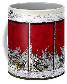 Red And White Widow # 2 Coffee Mug