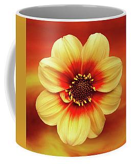 Red And Yellow Inspiration Coffee Mug