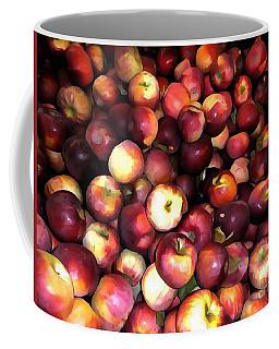 Red Apples 1 Coffee Mug