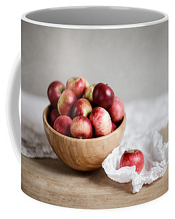 Red Apples Still Life Coffee Mug