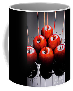 Red Apples With Caramel  Coffee Mug