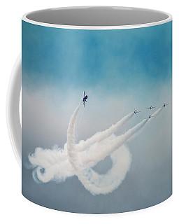 Red Arrows Coffee Mug