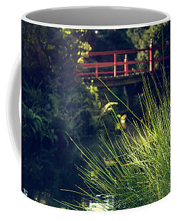 Red At Kubota Coffee Mug