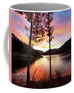 Red Autumn Coffee Mug