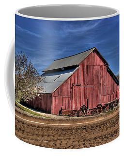 Red Barn Coffee Mug by Jim and Emily Bush