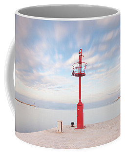 Red Beacon Coffee Mug