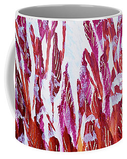 Red Beauties In The Garden Coffee Mug