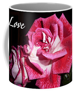 Red Beauty 3 - Love Coffee Mug
