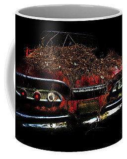 Coffee Mug featuring the photograph Red Belle by Glenda Wright