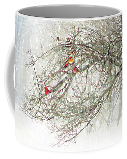 Red Bird Convention Coffee Mug