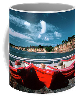 Red Boat Diaries Coffee Mug