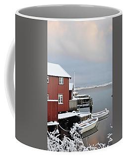 Boathouses Coffee Mug