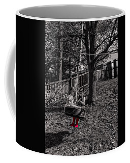 Red Boots Coffee Mug