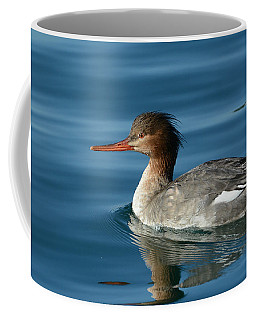 Red Breasted Beauty Coffee Mug