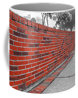 Red Brick Coffee Mug