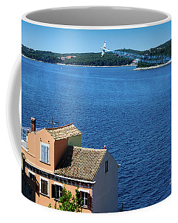 Red Bull Air Show, Rovinj, Croatia Coffee Mug
