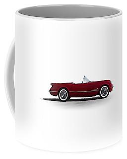 Red C1 Convertible Coffee Mug