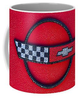 Red C4 Coffee Mug