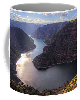 Red Canyon Coffee Mug