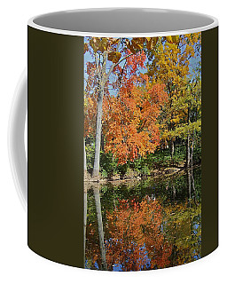 Red Cedar Banks Coffee Mug