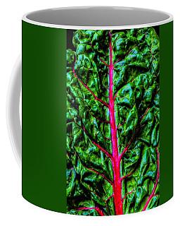 Red Chard Coffee Mug