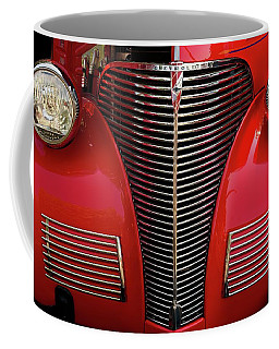 Red Chevy Coupe - 2017 Christopher Buff, Www.aviationbuff.com Coffee Mug