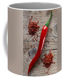 Red Chili Pepper Coffee Mug