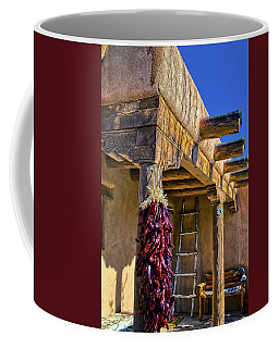 Red Chillies At New Years Coffee Mug