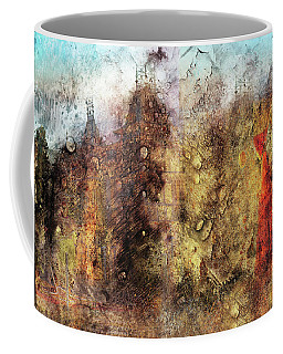 RED Coffee Mug