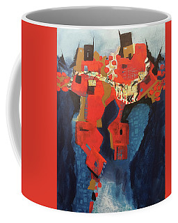 Red City Coffee Mug