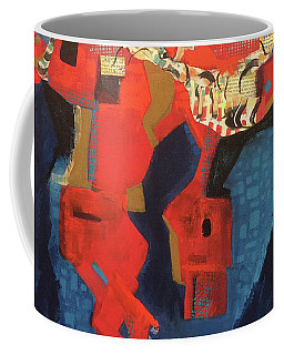 Red City Coffee Mug