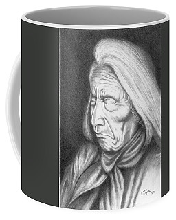 Red Cloud Coffee Mug by Lawrence Tripoli